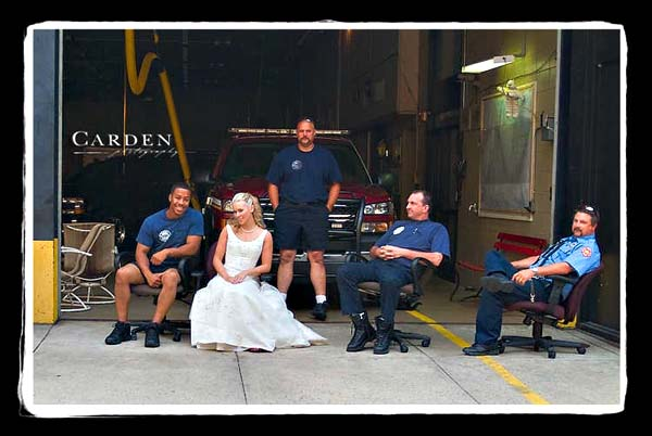 trash the dress in madison wisconsin of a bride after her wedding
