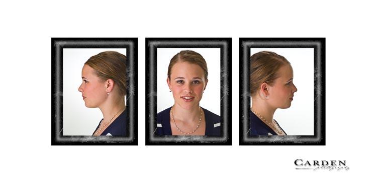 senior portrait girl madison wisconsin deforest mugshot
