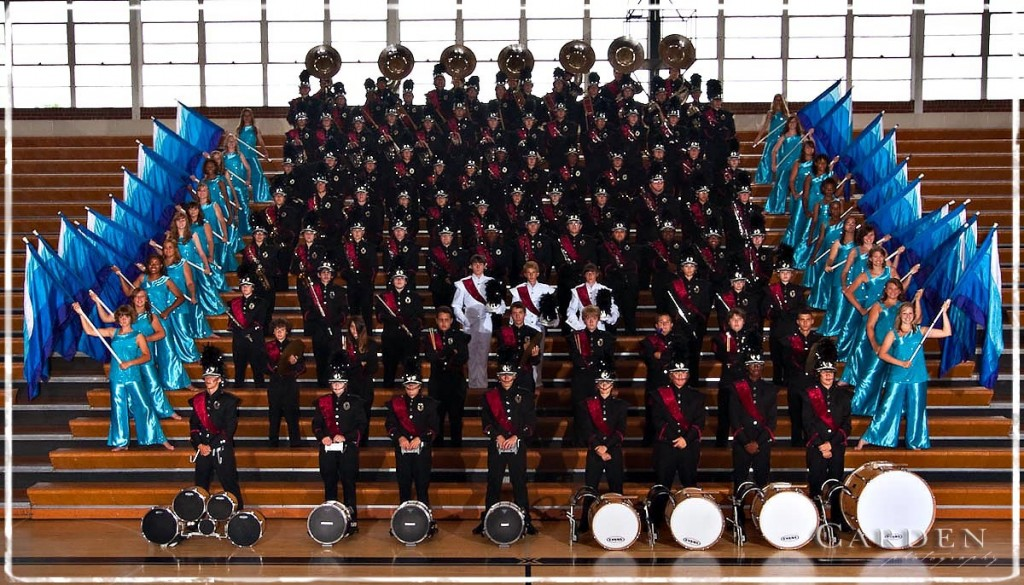Tullahoma High School Marching Band 2009