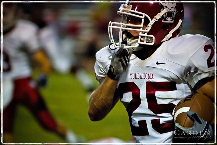 Zach Bryson Tullahoma High School Wildcats