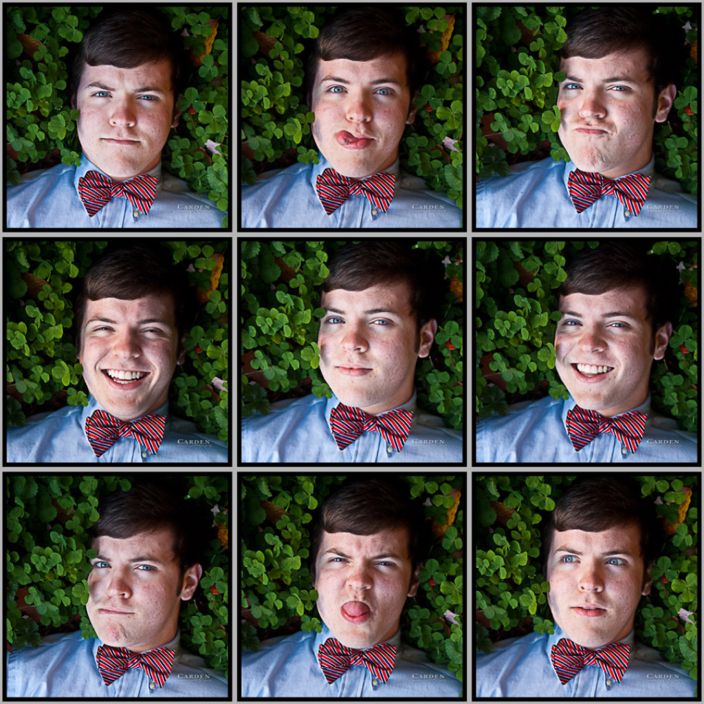 The Many Faces of Jake